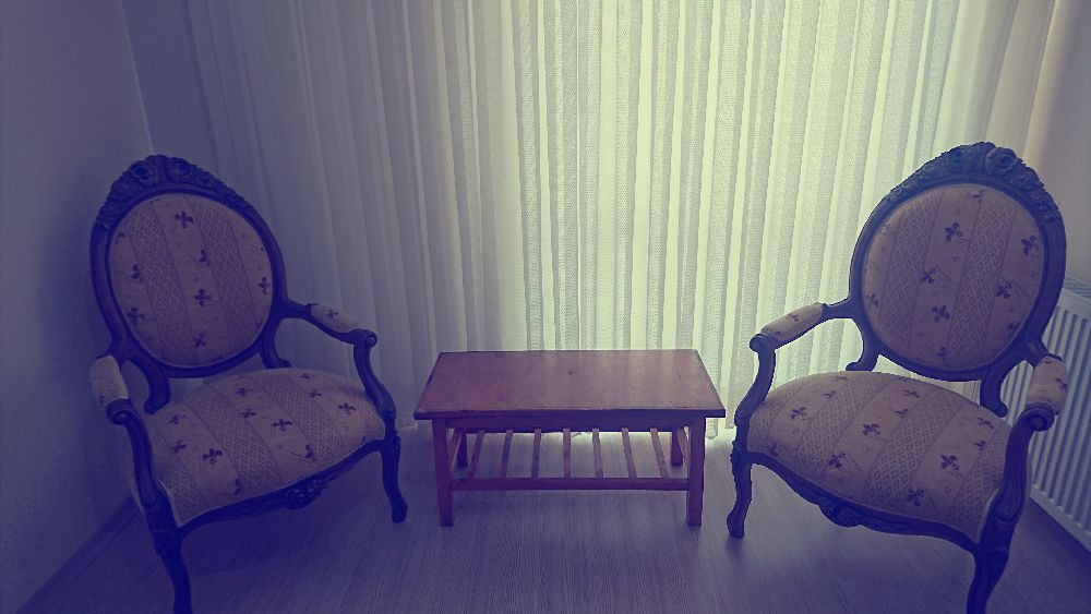 Diğer Antikalar Klasik koltuk Satılık Klasik El oymasi koltuk takimi