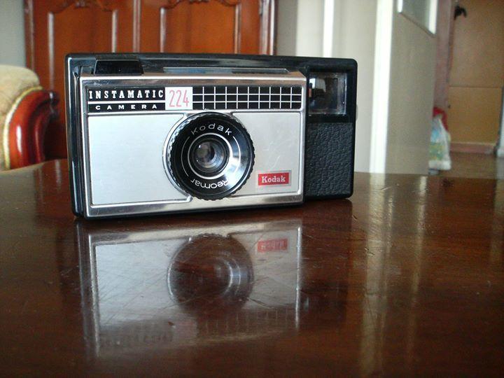 Fotoğraf Makinesi Satılık Kodak Instamatic Camera 224