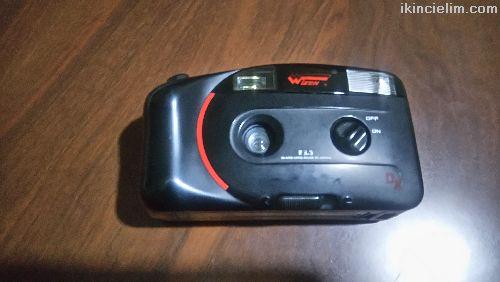 Çok Temiz Motorlu Wizen Sm 111 Fotoğraf Makinesi