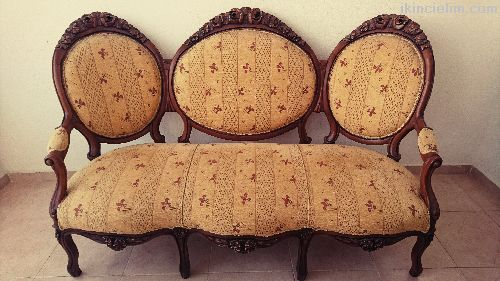 Klasik El oymasi koltuk takimi