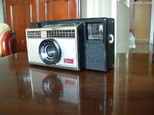 Kodak Instamatic Camera 224