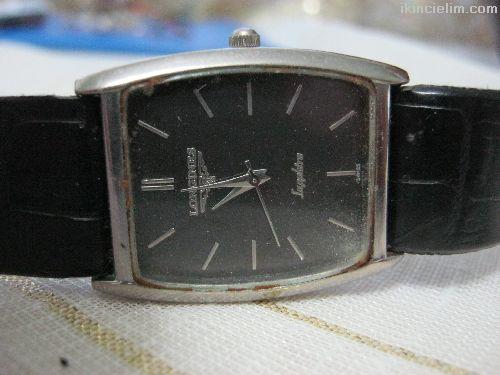 Temiz Koleksiyonumdan Longines  Kol Saati