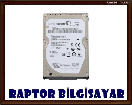 160 Gb Sata 2.5'' Laptop Hard Disk (Adetli)