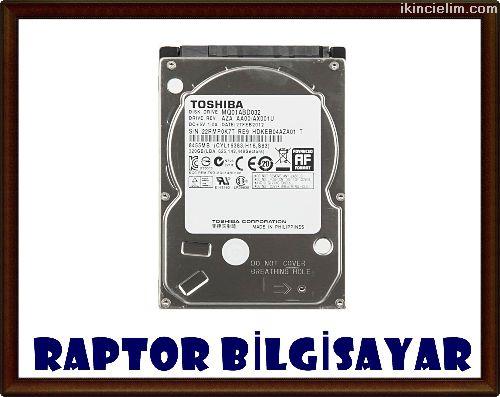 320 Gb Sata 2.5'' Laptop Hard Disk (Adetli)