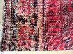 1911 karabağ kökboyası yün 107yıllık