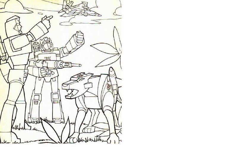 çocuk Kitapları Satılık 2 Adet Transformers Boyama Kitabı