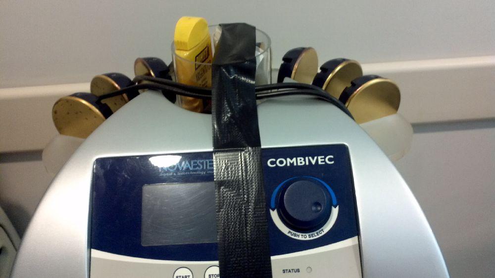 Masaj Aletleri COMBIVEC NOVAESTETYC Satılık Az Kullanılmış Zayıflama Ve Cellülit Cihazı