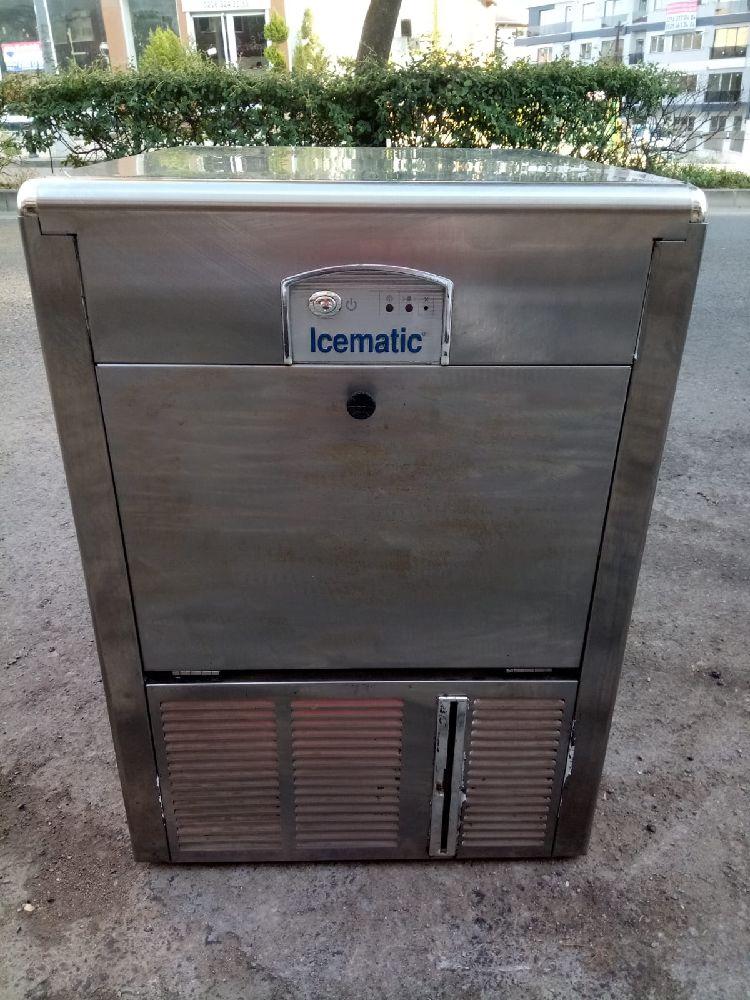 buz makinalari satilik 2 el icematic