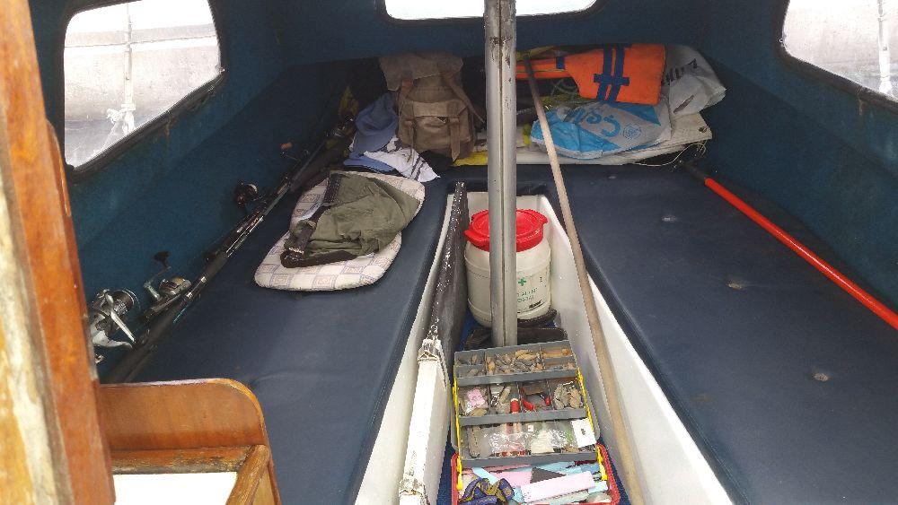 Yelkenli Tekne ROTA Satılık Öğretmenden Yelken Yapmak Ve Balık Tutmak İçin