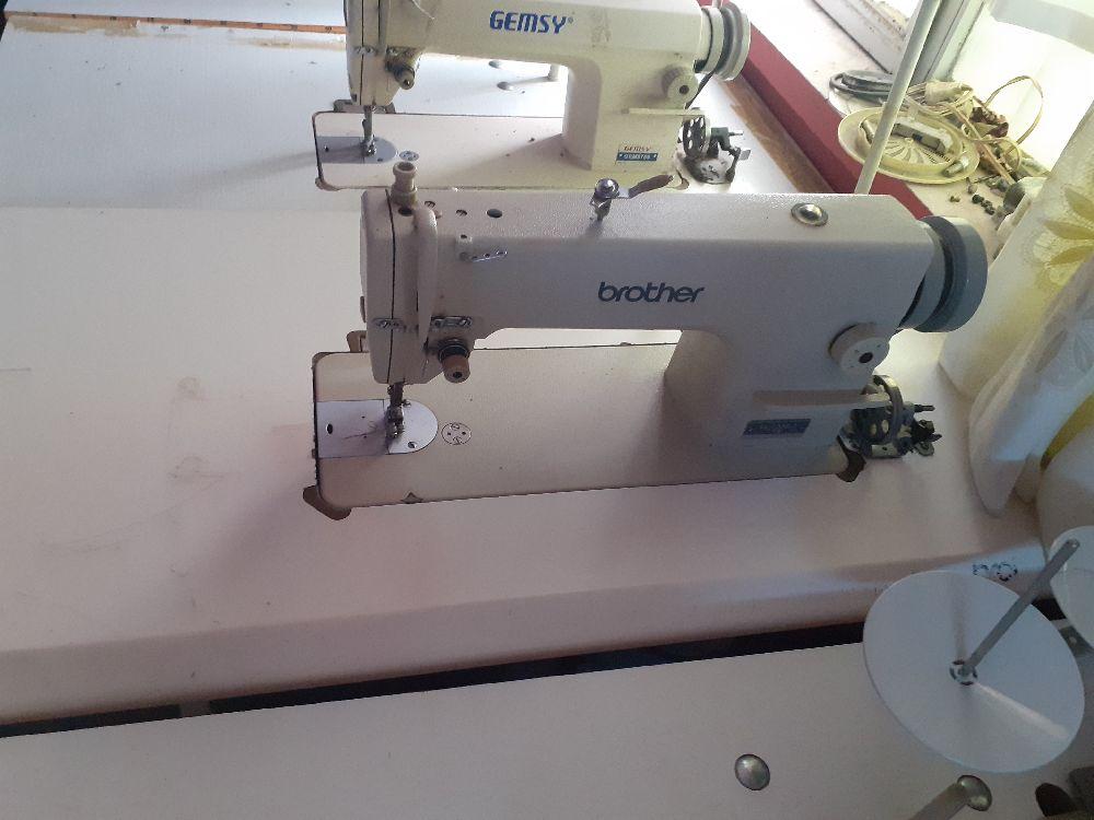 Dikiş Makinaları (Tekstil) Du makina Satılık Brother  düz dikis makinaai