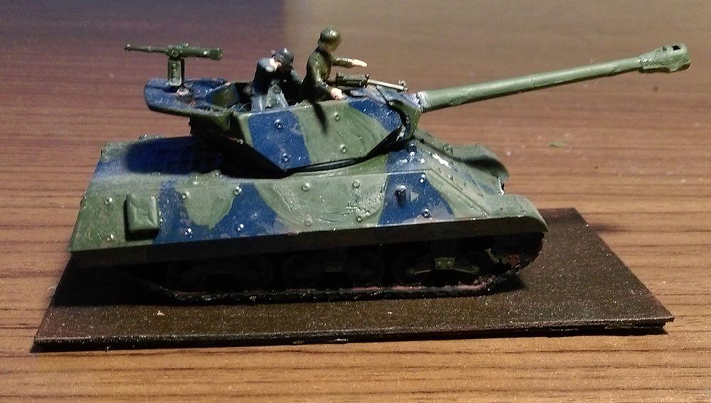 Diger Maket ve Modeller Plastik Model Satılık M10 Gmc Tank 1/72