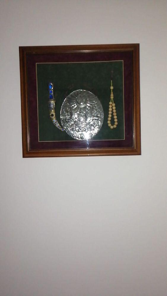 Resim, Tablo Satılık Osmanlı Tugrası Tablo