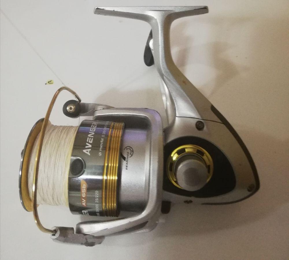 Balıkçılık Malzemeleri Okuma Olta makinesi Satılık Yeni azkullanılmış