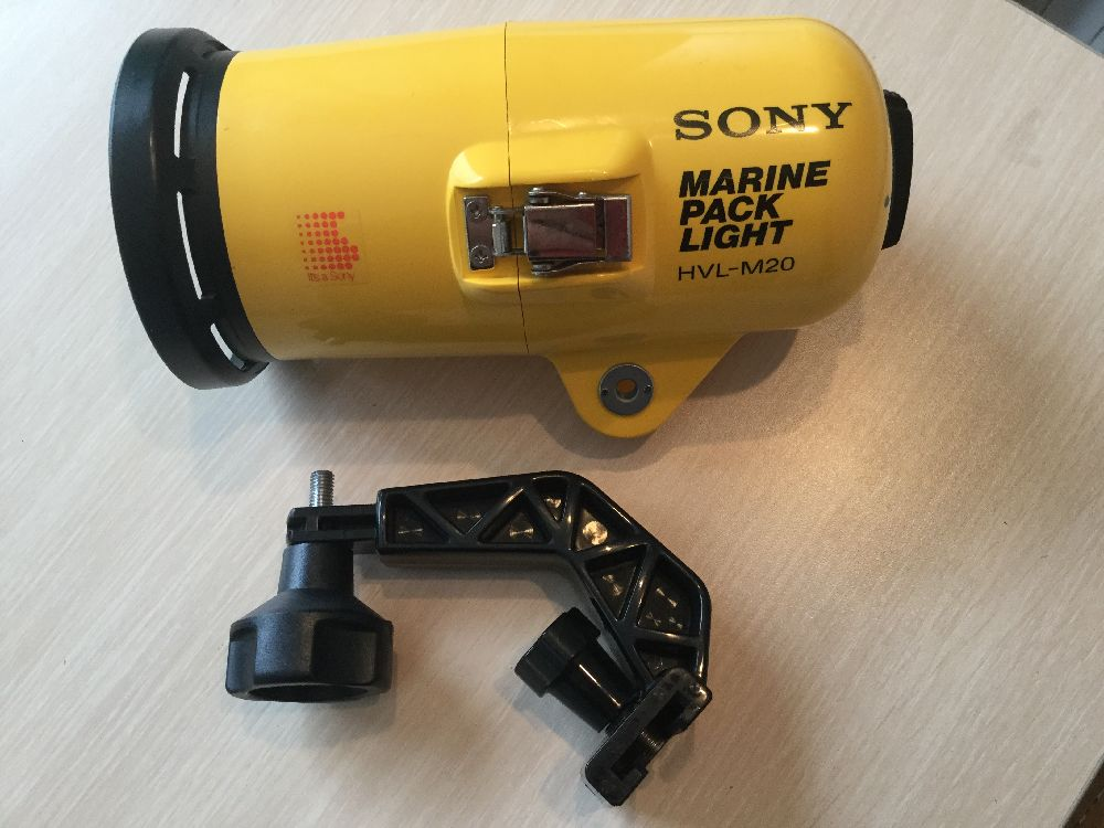 Su Altı Fotoğraf Malzemeleri Satılık Sony Firmasını Sualtı Video /Fotoğraf Lambası