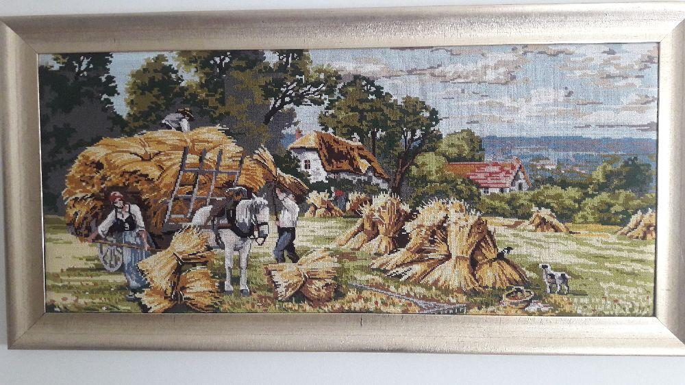 Goblen Goblen  tablo Satılık El işi  tablo