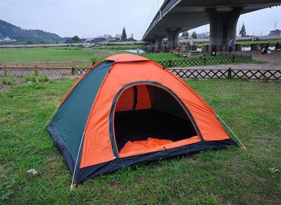 Çadır Satılık Sıfır 4 Kişilik Kamp Çadırı
