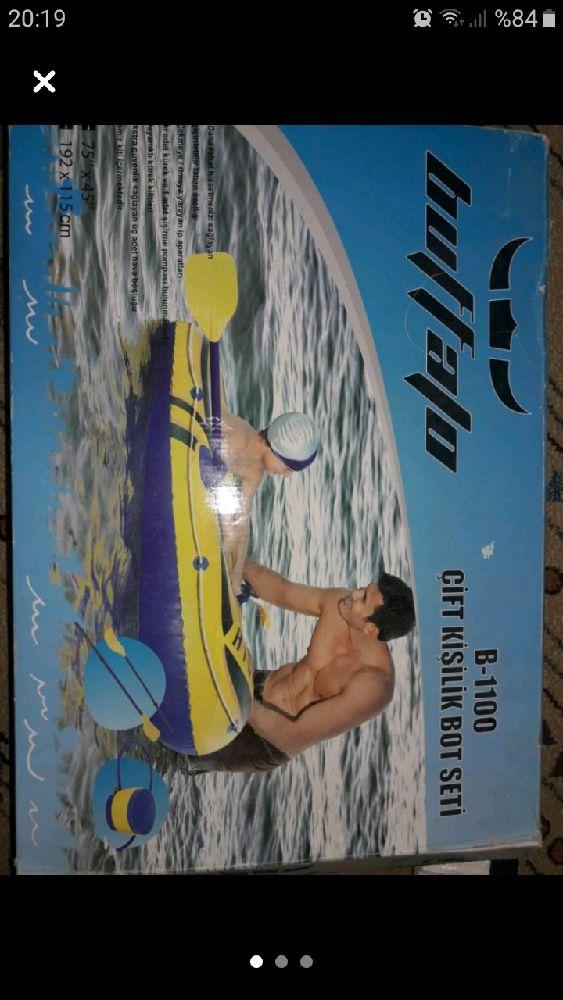 Diğer Su Sporları B 100 Satılık Şişme bot