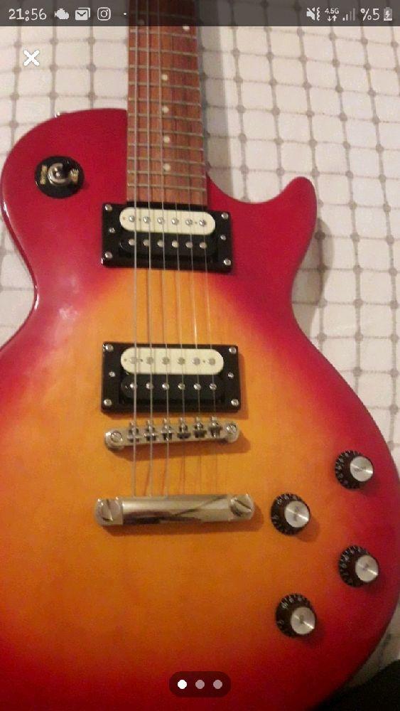 Gitar Elektro Gitar Satılık Epiphone Les Paul Studio Lt