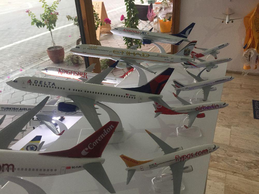 Uçak Maketleri Satılık Havayollarının Maket Uçakları