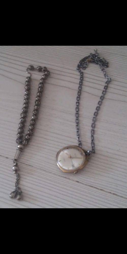 Cep Saati, Köstekli saat Satılık Saat Ve Gümüş Tesbih