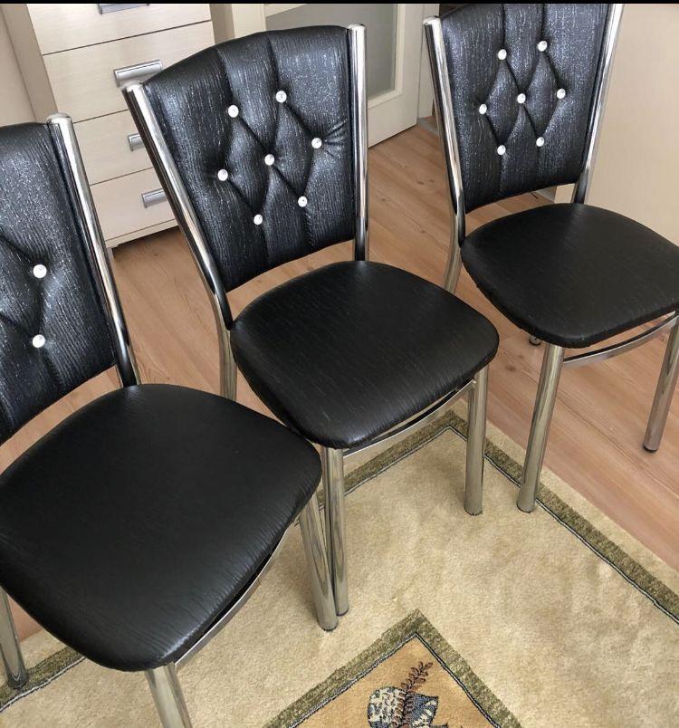 Mutfak Mobilyaları Metal Satılık Mutfak sandalyesi