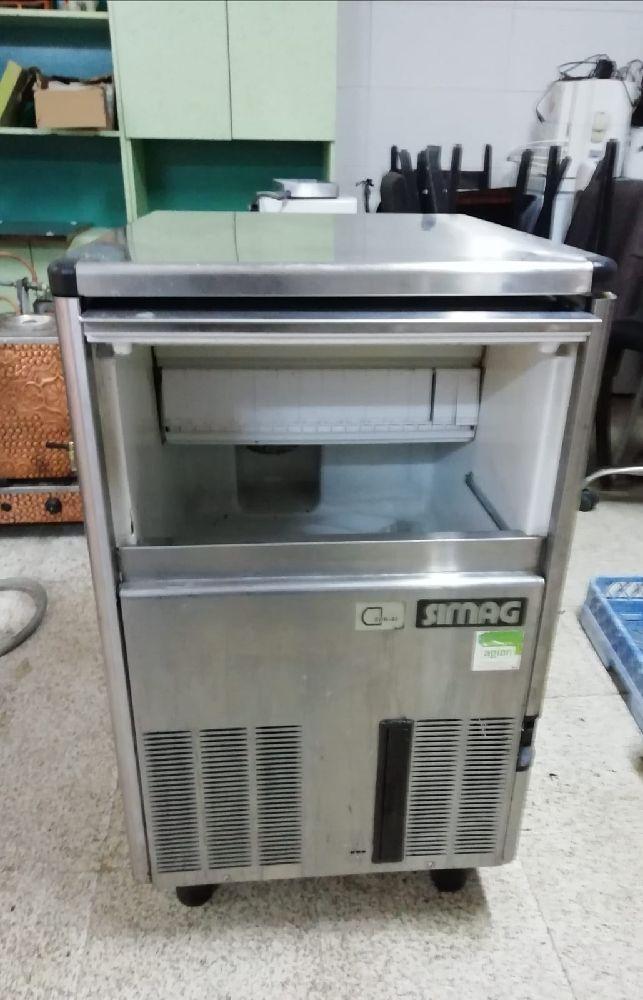 Buz Makinaları Buz Makinası Satılık Sımag İtalyan Buz Makinesı Sdn45 47kg/günde2150 Ad