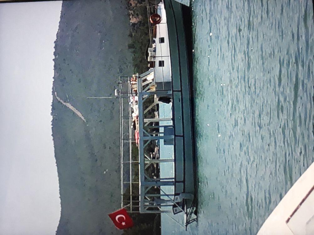 Gezi Tekneleri Satılık Çalışmaya hazır tur teknesi