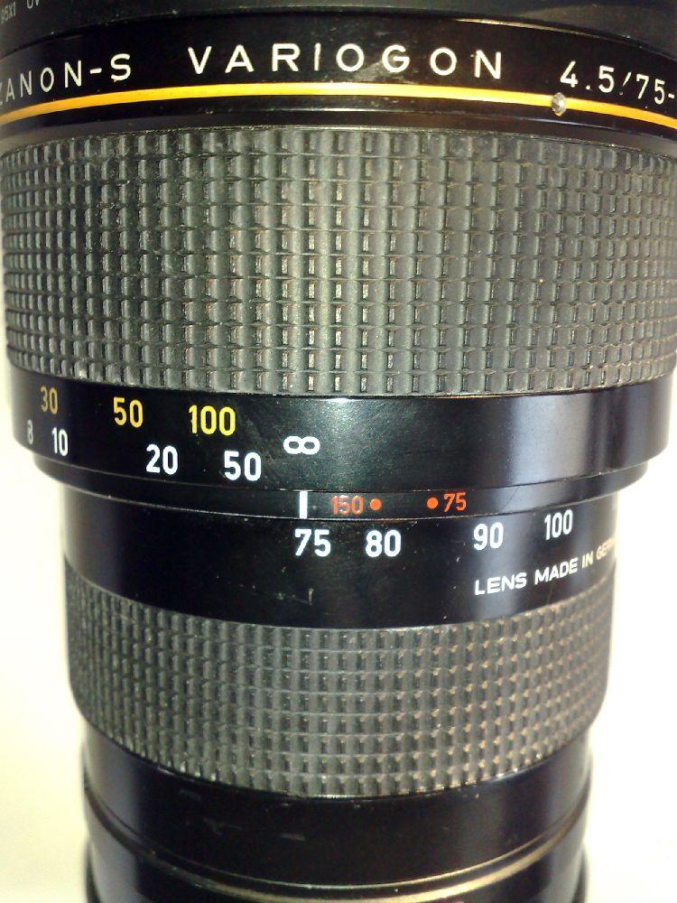 Lens, Filtre Lens Shceneider Kreuznach Macr Satılık Shceneider Kreuznach Macro +Zoom Bronica Sq