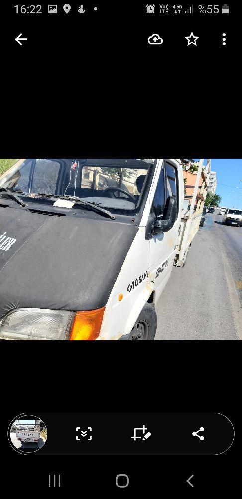 Kamyon, Kamyonet Ford Satılık kamyonet