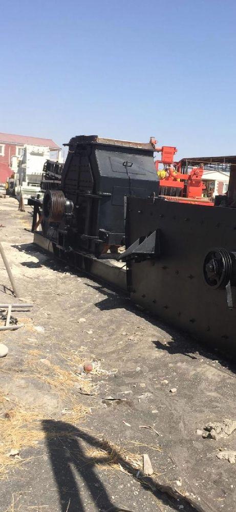 Eleme Makinaları Kırma-eleme tesisi Satılık 110'luk tesiyer- 3katlı 2000/6000elek