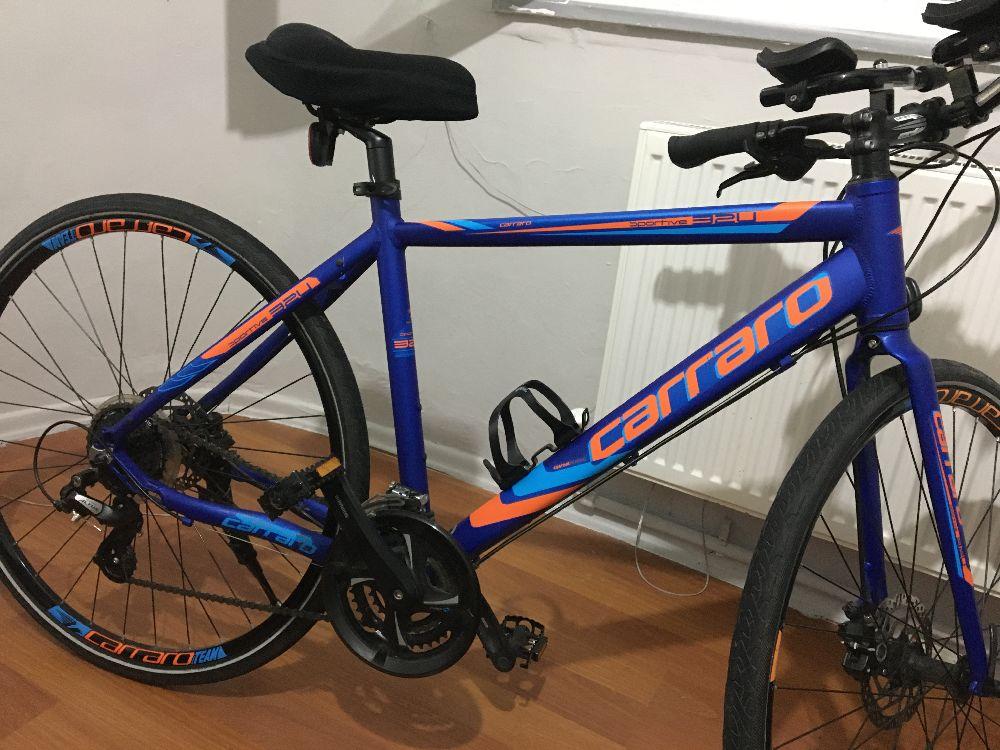 Dağ Bisikleti Satılık Carraro sportive 320 Custom