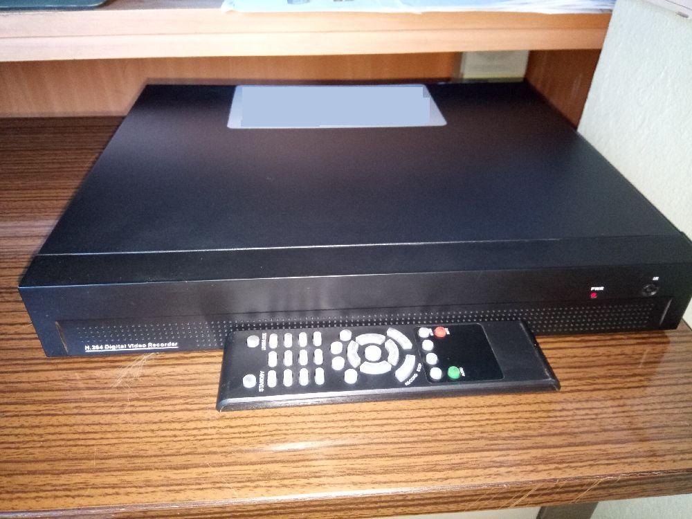 Güvenlik Kamera ve Sistemi DVR H.264 Dijital Video Kayıt Sistemi Satılık Güvenlik Kamerası