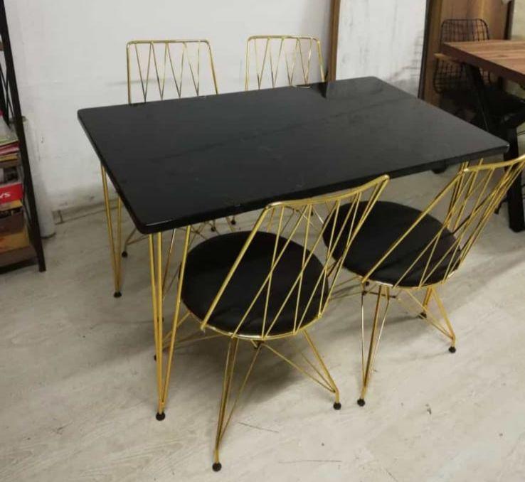 Masa ve Sandalyeler Btc Satılık Masa sandalye