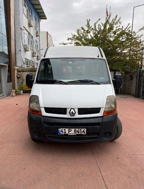 Minibüs, Midibüs Renault Satılık 2005 Yeni Motor Temiz Master