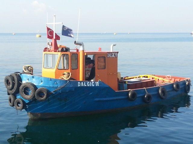 Diğer Tekneler Satılık Palamar botu/hizmet teknesi