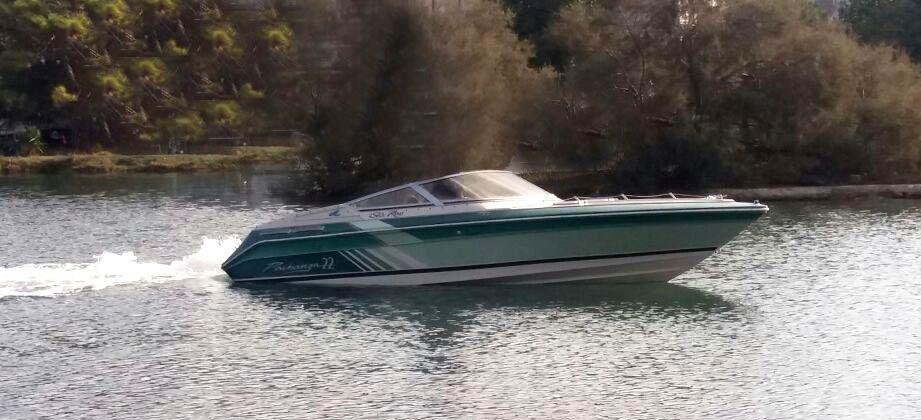Sürrat Tekneleri Sürat teknesi Satılık Amerikan Sea Ray Pachanga 22 / Kamaralı Sürat Tekn