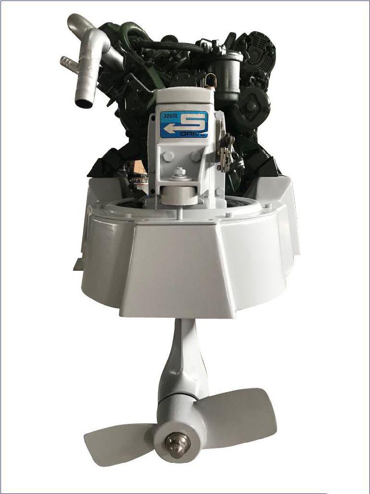 Deniz Motorları Satılık Volvo Penta Deniz Motoru