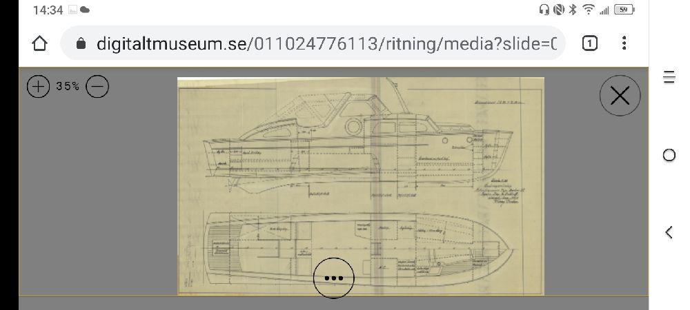 Motor Yat Harry Becker (Isvec) Ahsap Satılık Harry Becker Maun Isvec özel yapim sürat teknesi (