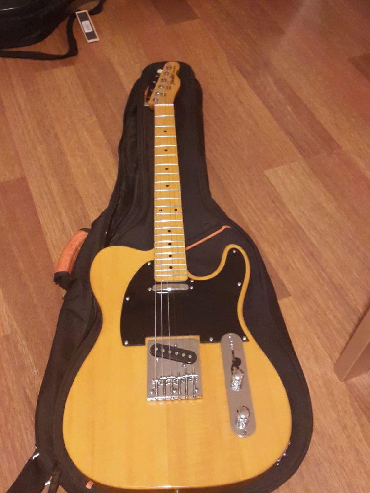 Gitar Elektro Gitar Satılık Fender Mexico Standart Telecaster