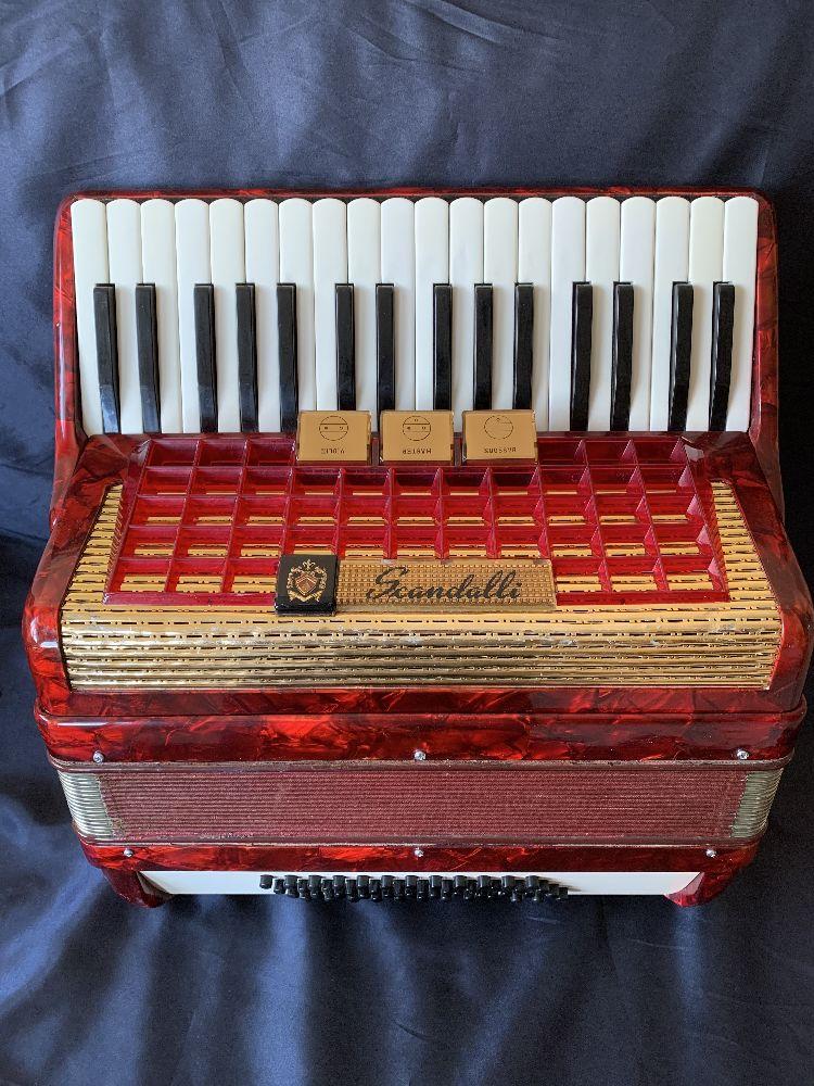 Akordiyon Satılık Scandalli akordeon