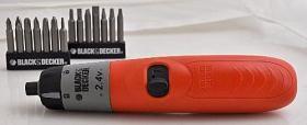 Tornavida Satılık Black&Decker Kc9024 Şarjlı Tornavıda