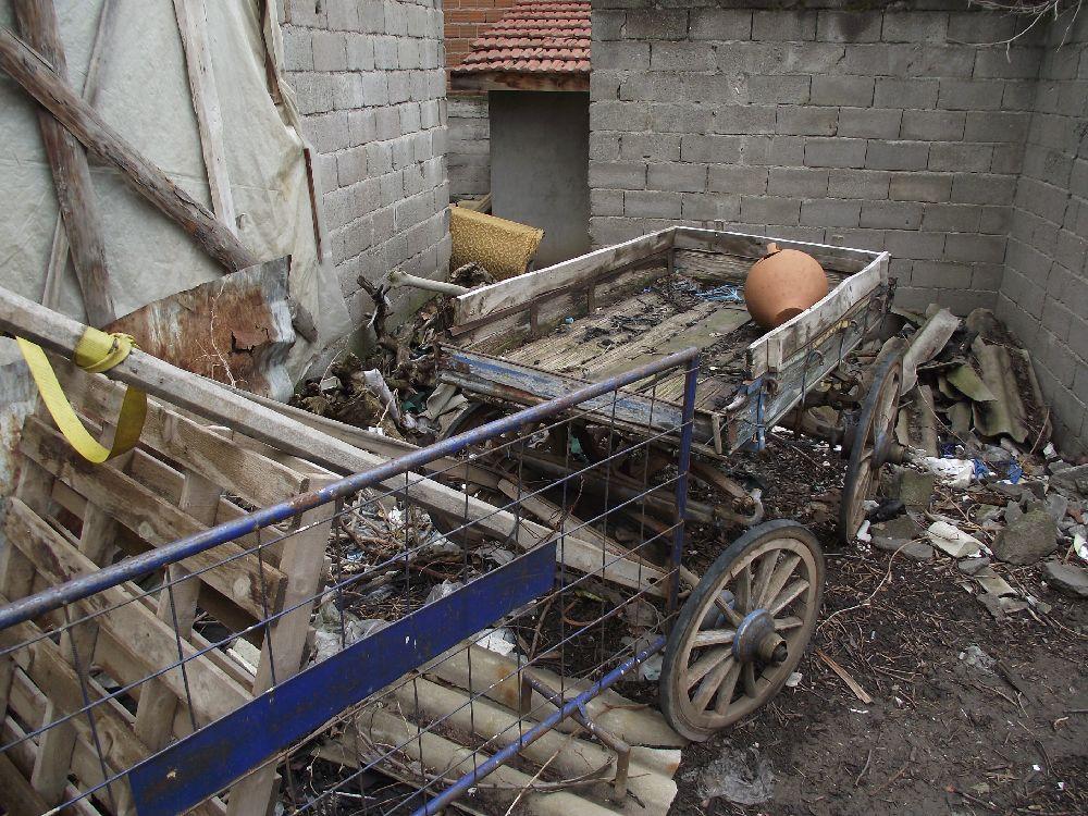 At Arabası Satılık Orjinal at arabası