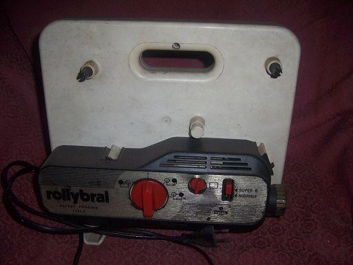 Film, Slayt Makineleri Rollybral Satılık Kolleksiyonluk Film makinesi