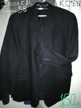 Keten ceket