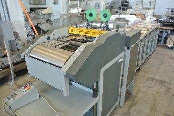Ryobi 3202 Mcs  Sürekli Form Makinesi