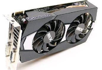 R7 265 Dualx 2 Gb 256 Bit çift fanlı