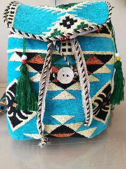 Dokuma Sırt çantası