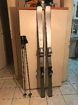 Nordica Kayak Takımı Ve Bağlantı Takımı