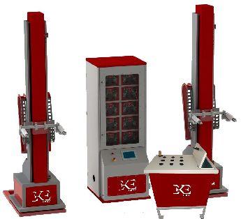 Otomatik Elektrostatik Toz Boya Robotu Tabancaları