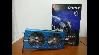 Sapphire Rx580 Nitro+ Special Edition 8Gb